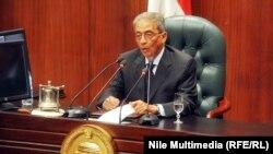 رئيس لجنة الخمسين لصياغة الدستور المصري عمرو موسى