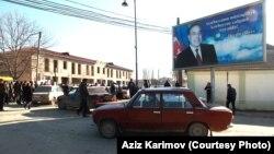 İsmayıllının mərkəzi (Foto: Əziz Kərimov)