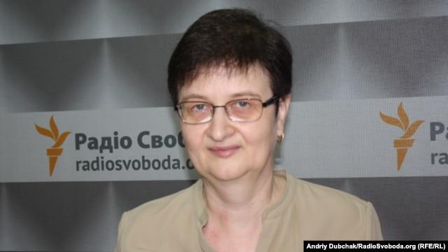 Олена Миколайчук