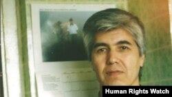 Мухаммад Бекжан.