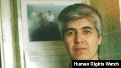 Мухаммад Бекжан до заключения в тюрьму.
