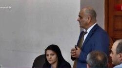 Նազիկ Ամիրյանի փաստաբանը դատավորին ինքնաբացարկի միջնորդություն ներկայացրեց
