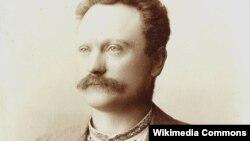 Іван Франко (1856–1916) – видатний український письменник, поет, публіцист, перекладач, учений, громадський і політичний діяч. Фото 1898 року Фото:Wikipedia Commons