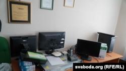 Вобшук у офісе дзелавога выданьня «Ежедневник»