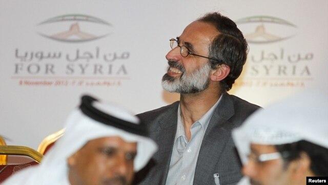 Mouaz al-Hatib