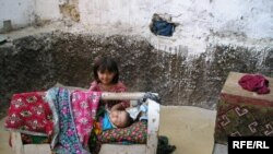 There are only a few NGOs devoted to child homelessness in Tajikistan.