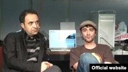 کامبیز (چپ) و سامان