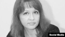 Українська журналістка Тетяна Гучакова