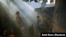 Hindistanda ağcaqanadlara qarşı tədbir görülür