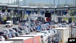 Gužve na granici Hrvatske i Slovenije