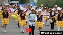 День Бишкека. 29 апреля 2011 г.