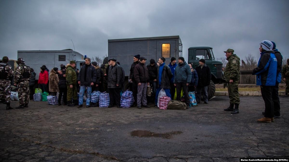 Обмен пленными: Лутковская сообщила, что сейчас «дошліфовуються списки»