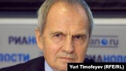 Ресей конституциялық сотының төрағасы Валерий Зоркин.