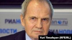 Valery Zorkin, kryetar i Gjykatës Kushtetuese të Rusisë