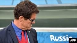 Главный тренер сборной России Фабио Капелло
