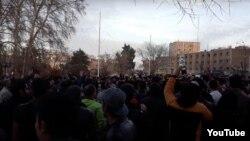 اعتراضات در همدان