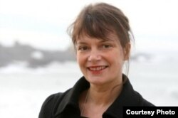 French filmmaker Manon Loizeau