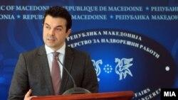 Архивска фотографија- Никола Попоски, заменик претседател на Владата и министер за надворешни работи