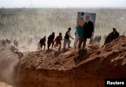 Сторонники узбекского генерала Рашида Дустума в провинции Кундуз