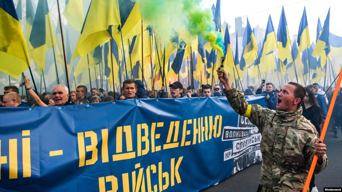 Роспуске группировок «ЛДНР». Новое требование Украины в Минске стала контрударом