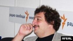 Писатель и журналист Дмитрий Быков, главный лауреат премии «Большая книга»
