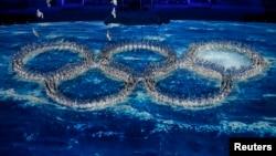 Церемонія закриття Олімпійських ігор у Сочі