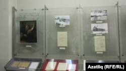 Так выглядела экспозиция казанского музея Ленина до реконструкции