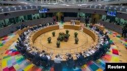 Саміт ЄС у Брюсселі, 28 червня 2018 року
