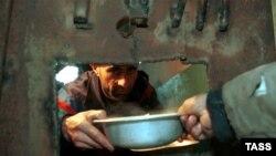 Чернокозовская тюрьма в Чечне