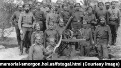 Абаронцы Смаргоні