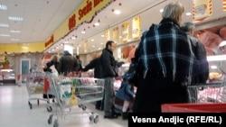 Prodavnica u Beogradu
