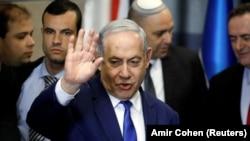 Kryeministri i Izrealit, Benjamin Netanyahu