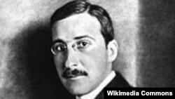 Yazıçı Stefan Zweig