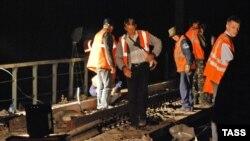 Ни одна из версий следствия по делу о подрыве поезда не является приоритетной