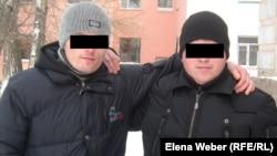 Братья Михаил и Тарас - бывшие токсикоманы. Темиртау, 2011 год.