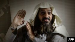 Abu Sufýan al-Azdi lakamy bilen hem tanalýan, Said al-Şehri