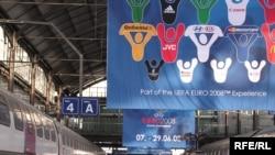 Люцерн стал первым городом, принявшим финалистов Евро-2008, но на этом его миссия завершена