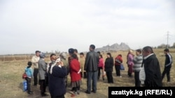 Жер басып алуучулар тобу, 7-ноябрь, 2010-жыл.