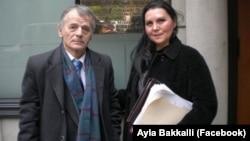 Mustafa Cemilev ve Ayla Bakkallı