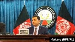 د افغانستان لویې څارنوالۍ ویاند جمشید رسولي
