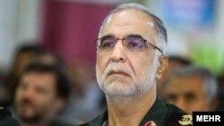 بهمن ریحانی، فرمانده سپاه نبی اکرم کرمانشاه