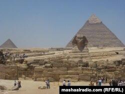 Піраміды ў Гізе