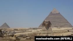 Եգիպտական բուրգերը