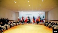 Posvećenost preostalih 19 članica G-20 Pariskom sporazumu o klimi, bez SAD