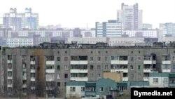 Belarus – Minsk building 11Jun2008