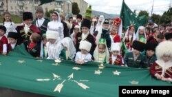 Помнению черкесских общественников, первой задачей для возрождения является создание субъектности, наполнение смыслом термина «черкесы»