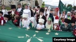 Мероприятия, посвященные 150-летию окончания Кавказской войны, в Краснодарском крае проходили на основании постановления властей и перечня мероприятий, утвержденного краевой администрацией
