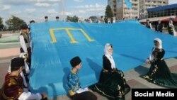 18 май кырымтатарлар яшәгән барлык илләрдә һәм шәһәрләрдә матәм чаралы үтә