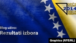 Bosnia 2014 elections banner blog live