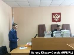 Ростовский районный суд. Прокурор Владимир Фуртов и судья Юрий Ткаченко